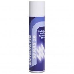 Spray cu efect antistatic...
