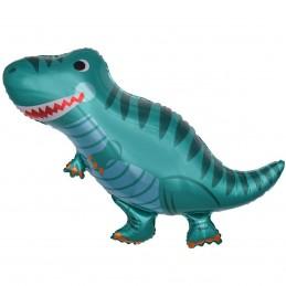 Balon Dinozaur Turcoaz 96 cm