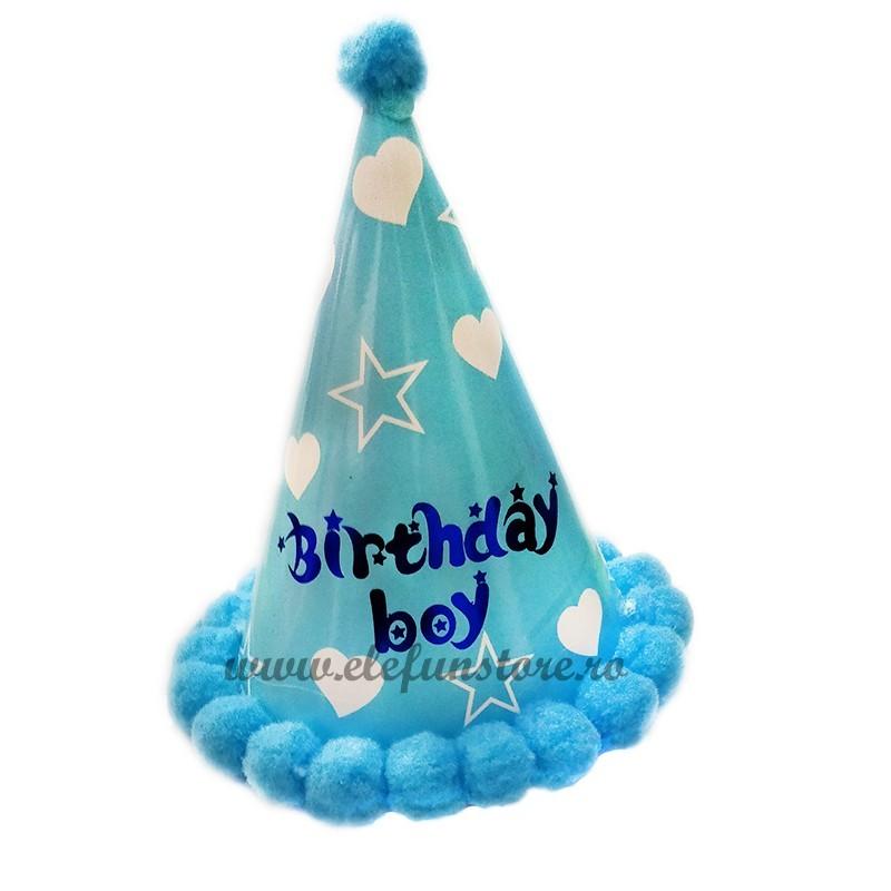 Coif Bleu Birthday Boy