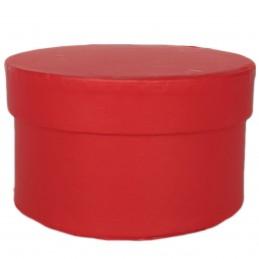 Cutie rotunda rosie 11*6cm
