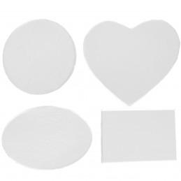 Set cutii albe, 4 forme...