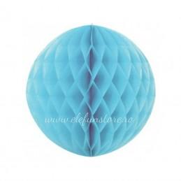 Decoratiune Fagure Bleu 30 cm
