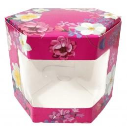 Cutie hexagonala roz Spring...