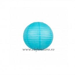 Lampion Bleu 20cm
