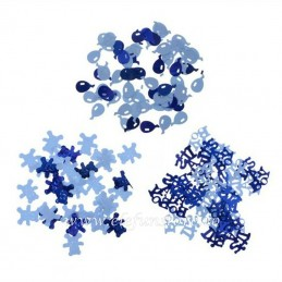 Confetti Decorative Baietel