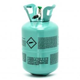 Butelie de heliu turcoaz...