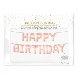 "Set Litere Multicolore "" Happy Birthday"" 40 cm"