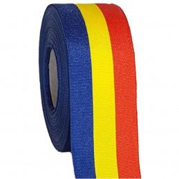 Panglica rips Tricolor 2cm...