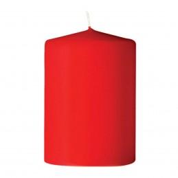 Lumanare cilindrica rosie...