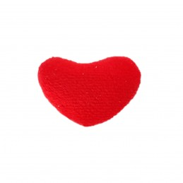 Mini inimioara rosie de...