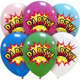 Set 10 baloane Party Bubble...