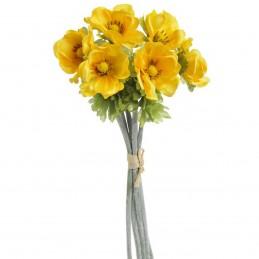 Buchet anemone galbene 6...