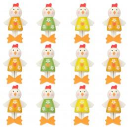 Set 12 ornamente puisori...