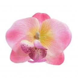Cap orhidee roz artificiala...