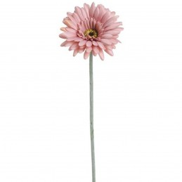 Gerbera artificiala roz...