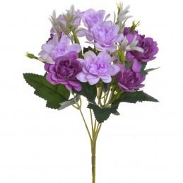 Buchet camelii mov si lila...
