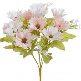 Buchet crizanteme roz...