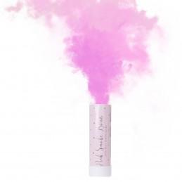 Smoke Bomb roz, fumigena 13cm