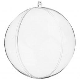 Glob Acrilic Transparent 8 cm