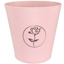 Galetusa roz cu trandafir...