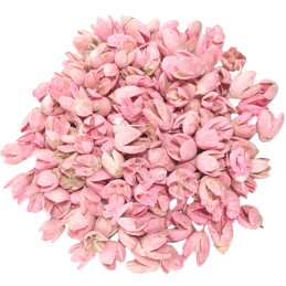 Bakuli roz din lemn 2-3cm,...