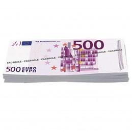 Set 100 bancnote 500 euro...