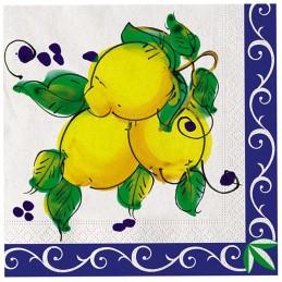 Set 20 servetele Lemons,...