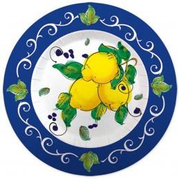 Set 8 farfurii Lemons,...
