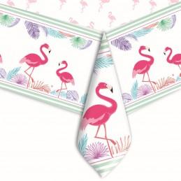 Fata de masa Flamingo...