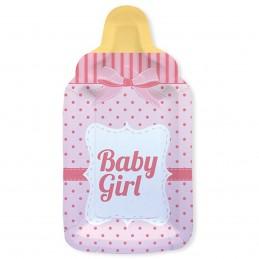 Set 8 farfurii Biberon Baby...