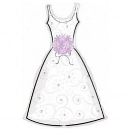 Balon nunta rochie mireasa