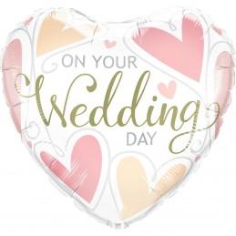 Balon inima On your wedding...