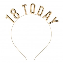 Coronita majorat 18 TODAY...