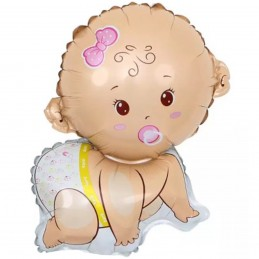 Balon Mini Bebelus Fetita...