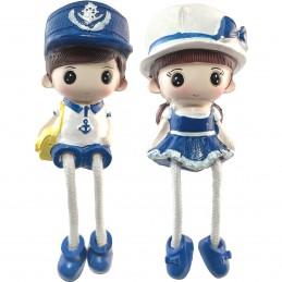 Set 2 figurine copii...