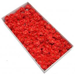 Set 50 Flori de Cires rosii...