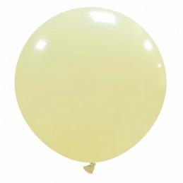 Balon Jumbo Ivoire 80 cm