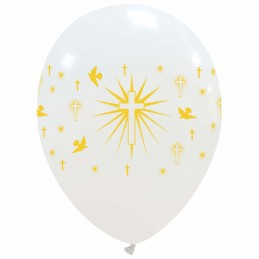 Set 10 baloane cruciulite...