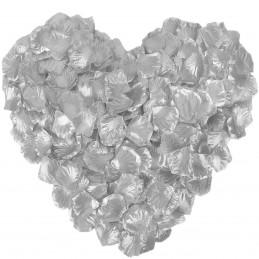 Set 60 petale argintii de...