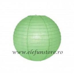 Lampion Verde 30cm
