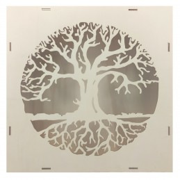 Caseta blank copacul...