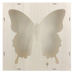 Caseta blank fluture,...