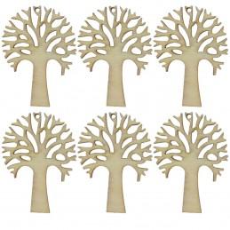Set 20 pandantive copac din...
