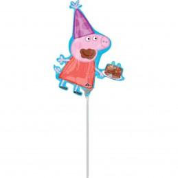 Mini Balon Peppa Pig Anagram