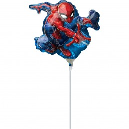 Mini Balon Spiderman Anagram