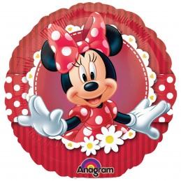 Balon Rotund Minnie Mouse...