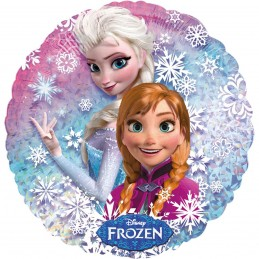 Balon Rotund Frozen Ana si...