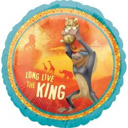 Balon Rotund Lion King...