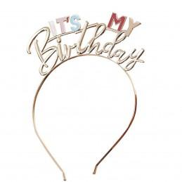 Coronita IT'S MY BIRTHDAY...