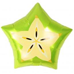 Balon steluta star fruit 45cm